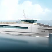 Conoship Catamaran Ferry 250 PAX