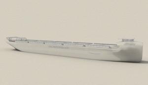 Conoship Zero Emission Concept Ventifoils down