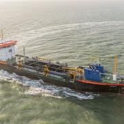Ecodelta at sea
