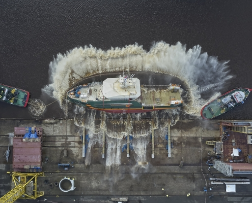 GeoRanger Survey Vessel