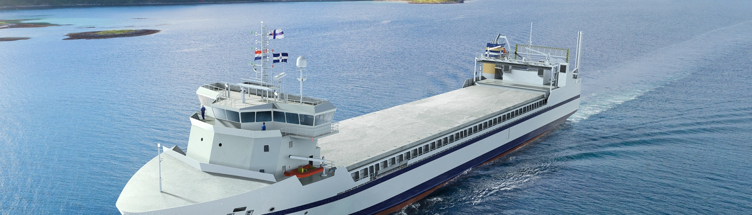 Bore RoLo on LNG - artist impression