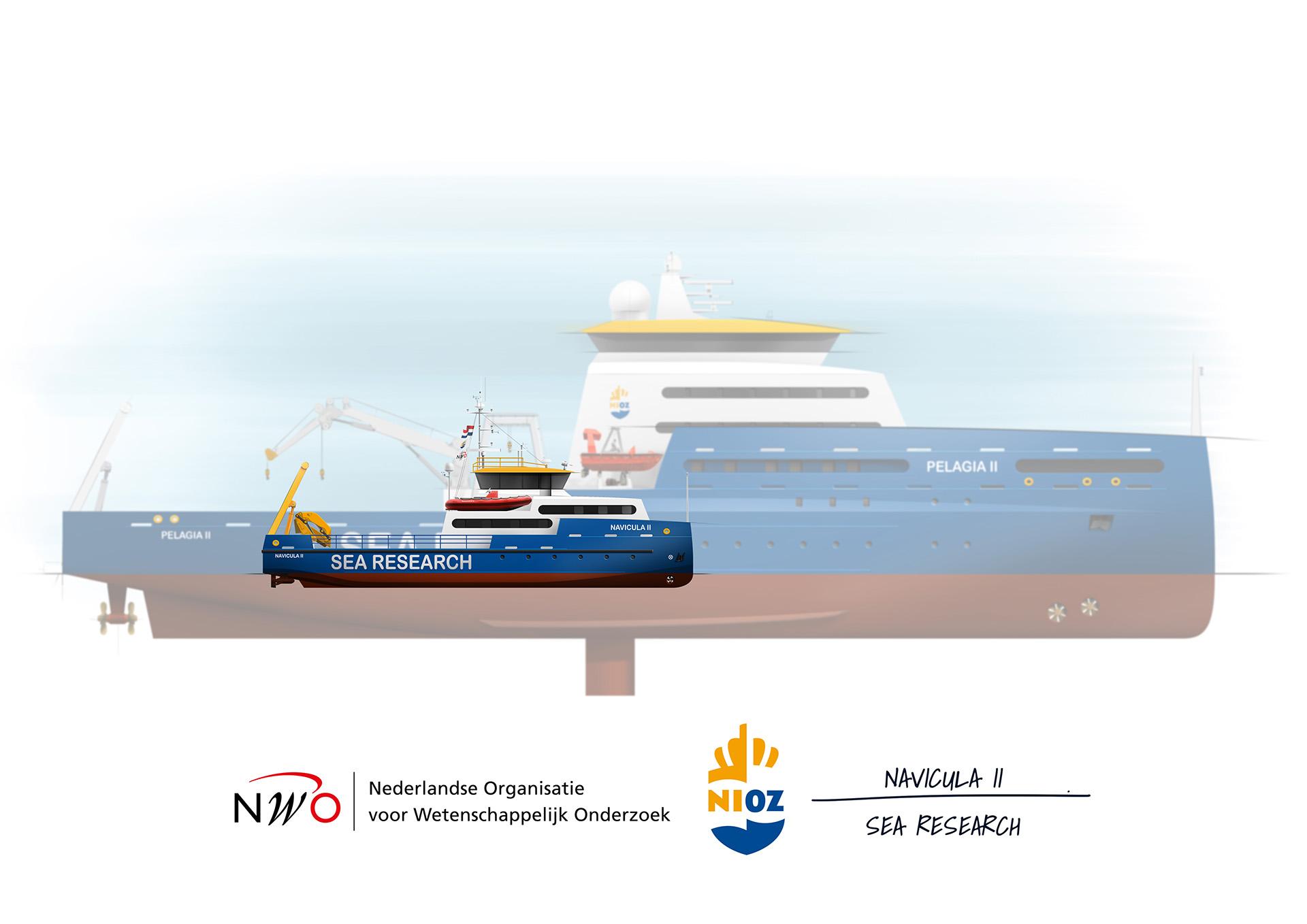 NIOZ-Concept arrangement by Sikko Valk