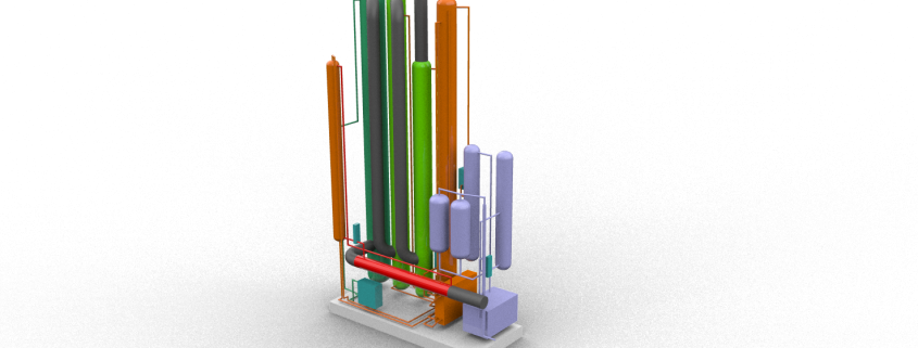 Carbon Capture model Co2ASTS